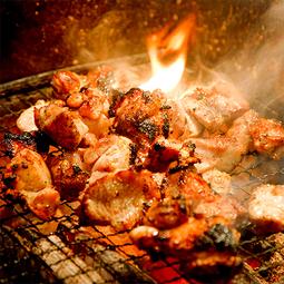 1時間で楽しめるショートコース!鶏八幡巻き・鶏グリル・チキン南蛮が満喫できる!