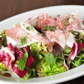 イタリア産生ハムのサラダ (Mサイズ)