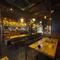 まるで昭和の「大衆酒場」。どこか懐かしい雰囲気が楽しい