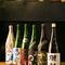 日本酒愛好家も大満足のラインナップ。通いたくなるお店です