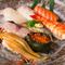 ネタが勝負の『握り寿司』。鮮度にこだわる当店おすすめの一品