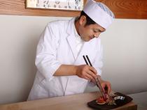 調味料や食材の組み合わせにも手を抜かず、美味しさを追求