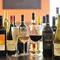 ワインやクラフトビールなど、お酒の種類も豊富