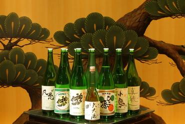 優しい飲み心地が特徴の『神亀酒造の純米酒』