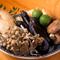 おばんざいは、季節を感じさせる食材が中心