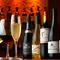 海老料理に合う充実のワインリストに恍惚