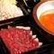 トマトの酸味とエゾ鹿の風味が絶妙のコンビネーション『トマトシカしゃぶ』
