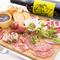 華やかな創作料理とワインのマリアージュを楽しむ至福の時間