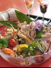 リーズナブルな価格で本格和食を満喫できるランチ『海人(うみんちゅ)御膳/山人(やまんちゅ)御膳』