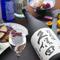 日本酒専門店を営むオーナーならではの厳選された銘柄を用意