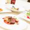 ミシュラン掲載のお店とお料理はレストランウエディングにも最適