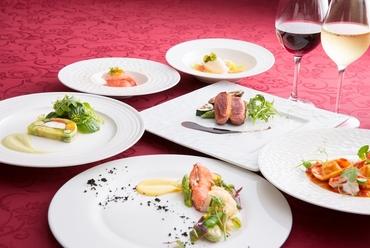 旬の食材をふんだんに使用した「自然派イタリアン」フルコース