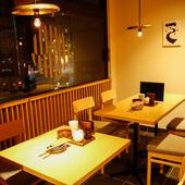 新宿西口にある大人の隠れ家。デートや接待、宴会にもおすすめ
