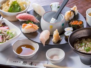 一握りに心をこめて。研鑽を重ねた末に完成した『寿司』
