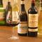 イタリア料理に合うワインは1杯からオーダーできるものも