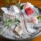 選び抜かれた和歌山の醤油で食す『造り盛り合わせ』