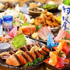 当店イチオシコース☆自慢名物藁焼き2種盛りなど全8品の宴会プラン♪