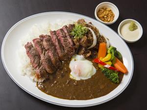 神戸牛のスジを使った、こだわりの『KOTOBUKIカレー』