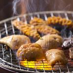 旨みのあるお肉と一緒に楽しめる豊富なドリンクメニュー