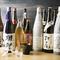 利き酒師が選ぶ、マグロの味覚引き立てる日本酒の数々。