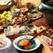 旬の素材を使ったおもてなし料理の数々で日本の四季を満喫