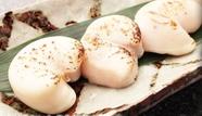 大粒の白子の旨味を生かすため、シンプルな塩焼きにした『白子塩焼』