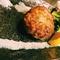 肉の力強さと肉そのもの味が楽しめる『熟成肉のハンバーグ』