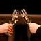 ワインやカクテル、地酒など豊富に取り揃えています