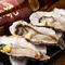 宮城県・石巻から直送される大粒の牡蠣を使用 『焼貝 牡蠣』