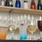 洋酒の他、焼酎やワイン、カクテルも豊富
