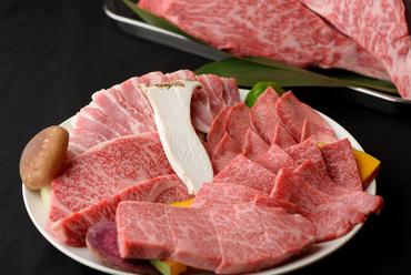 上質なお肉を堪能できる『焼ごろ盛り(2~3人前)』