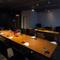 食事会やワイン会にも最適、「食」をメインとしたくつろぎの個室
