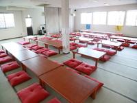 大人数での宴会も可能な大広間は、50名様以上で貸切可能