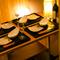 地鶏のお刺身や直送鮮魚のお刺身など鮮度抜群の料理多数!