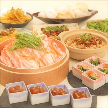 ◆2H飲放×料理9品◆《得々コース》1日3組限定! 4000円⇒3000円