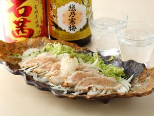 選りすぐりを入荷している岩手県の地鶏「清流鶏」