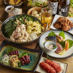 メインは旬の桜鯛のしゃぶしゃぶがついた豪華10品付きコースです。飲み会・宴会・接待など各種宴会に◎
