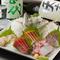 『TAMARU特選 鮮魚盛り合わせ 大磯盛り』 ※他に、中磯盛り・小磯盛りもございます。
