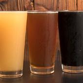店主のこだわりが溢れる、10種のクラフトビール