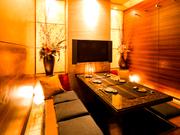 くつろぎの和食個室居酒屋響きーHIBIKIー恵比寿本店