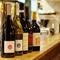 美味しいものを選ぶと自ずと自然派ワインが多くなるそう