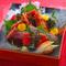 季節の鮮魚を盛り合わせた『旬の鮮魚 海鮮玉手箱』