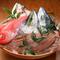 和歌山で獲れた、旬の味わいを感じることができます