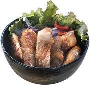 所沢牛を贅沢に使用した特製ステーキ丼! 平日または雨の日は980円!