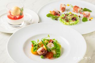 レストラン フォーシーズン【ニューオータニイン札幌】の料理・店内の画像2