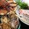 地元三重の地魚、無農薬のお米や野菜をご提供
