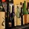 地酒から全国各地の名酒まで。バランスの良い品揃え