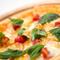 サクサクの食感が楽しい『生地を楽しむシンプルマルゲリータ』