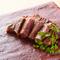 肉本来の味と旨みを満喫できる『伊賀牛のロース』