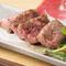 食べたい分だけちょこっとから注文できる『サーロインステーキ』(10g200円)